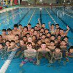 【活動報告】オーストラリア水泳選手との合同練習