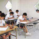尾張クラブ中学生を対象とした夏期講習を行いました